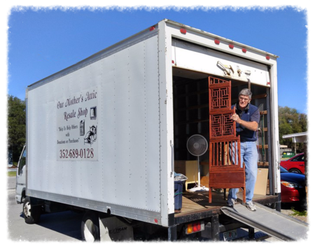NOW HIRING: OMA Truck Driver