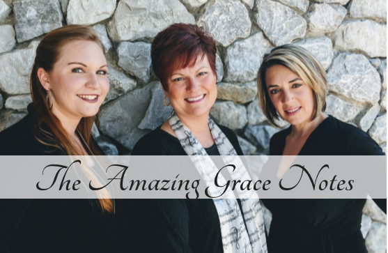 """The Amazing Grace Notes Fall Concert """"Surrender"""""""