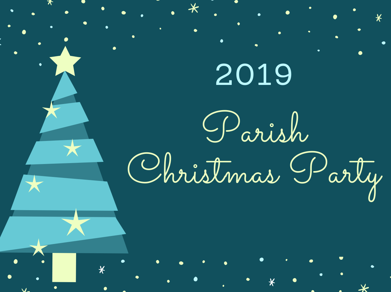 2019 Parish Christmas Party  Photo Gallery