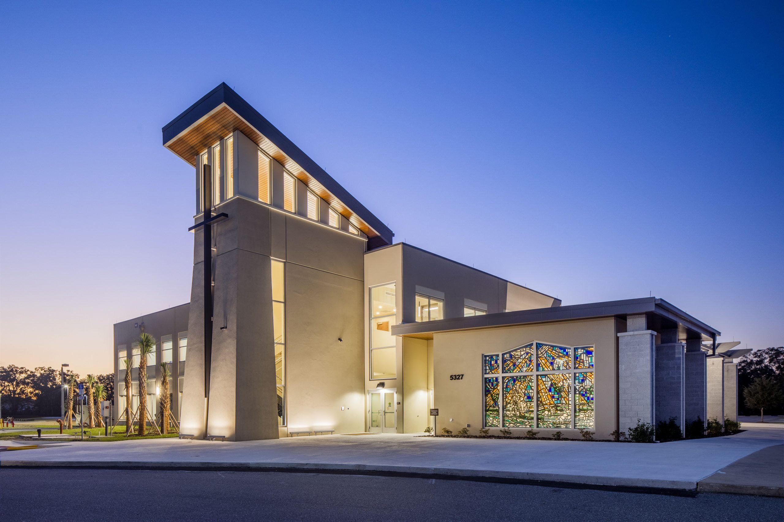 The Family Life Center Blessing 2021