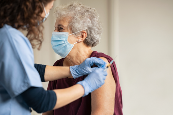 Covid-19 Vaccination Registration – By Appointment only