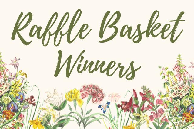 CCW Raffle Basket Winners