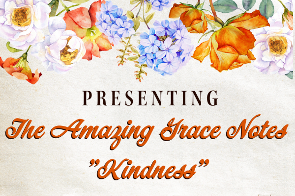 The Amazing Grace Notes Online Spring Concert