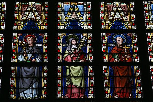 August Saints
